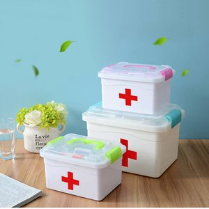 Handheld 8 Grids Detachable Plastic Storage Case Box Holder Organizer Container