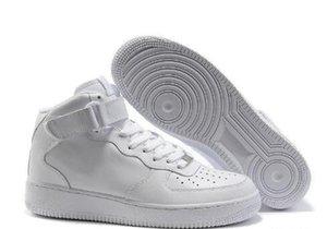 2019 Top Quality Designer Uomo Donna Moda alta e bassa Bianco Nero Casual Scarpe Sconto di marca One 1 Dunk scarpe sportive con dimensioni della scatola 36-46