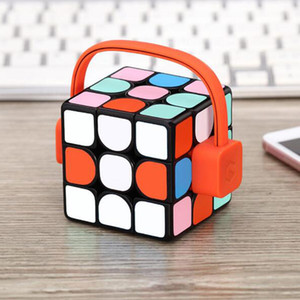 스마트 앱이있는 Giiker Super Square Magic Cube 소매 상자가있는 실시간 동기화 과학 교육 장난감 3001640