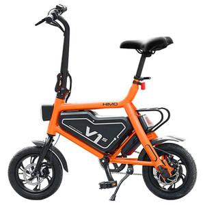 Новая версия HIMO V1S портативный складной электрический велосипед 30 км / ч умный велосипед 7.8 AH ebike открытый для Xiaomi электрический скутер