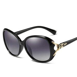 Aoron Fashion Design donne occhiali da sole polarizzati donne Fox Style Occhiali da sole Accessori Occhiali Uv400