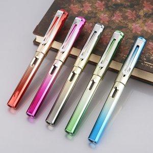 Jinhao 599-A Fashion Fountain Pen Business Student Extra Fine pennino Calligrafia Forniture per ufficio