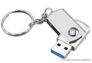 HK Design REal Capacity 64GB Swivel Metal USB 2.0 Flash Drive Memory Thumb Key Stick Pen Storage
