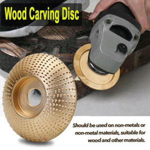 Carbide Grinding Wheel Wood Grinding Wheel Angle Grinder Disc Wood Carving Sanding Abrasive Tool For Angle Tungsten Carbide