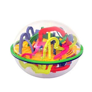 3D لغز ماجيك المتاهة الكرة 299 مستويات السحرية الفكر الكرة ألعاب التحدي للأطفال MX200414