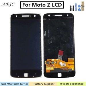"""5.5"""" Pour Motorola Droid Moto Z édition XLTE xt1650 LCD écran tactile Assemblée Digitizer remplacement pour Motorola LCD Z"""