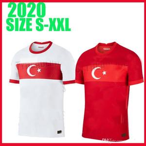 2020 2021 Türkei Euro Fußball-Trikot 20 21 Yazici Caglar Söyüncü Demiral Ozan Kabak Calhanoglu Celik Fußball Hemden calcio futbol