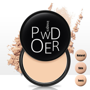 New brand makeup powder 3 colors loose powder facial makeup waterproof skin retouching powder