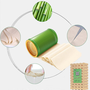 4 layers of Native Bamboo Pulp Roll Paper Family Affordable Equipment Hotel Household Kitchen Toilet Toilet Paper XD23364