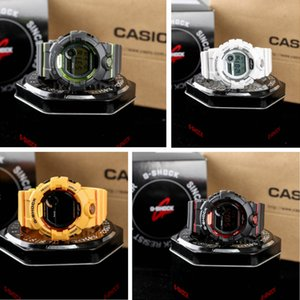 Haute qualité femmes de sport numérique montre-bracelet, bébé Sport reloj hombre Armée Montre g relogio masculino montre