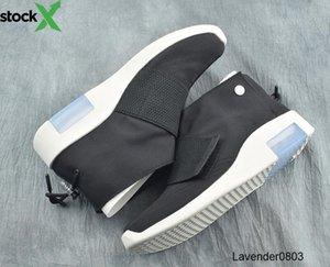 Nueva moda Fear of God Negro Blanco Hombre Casual jordon zapatos de baloncesto Barato FOG1 Mid Moccasin Deportes Zapatillas de deporte de moda Botas de calidad superior