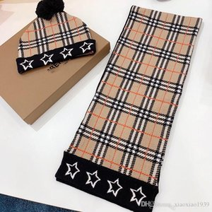 new baby boys girls Winter Soft Fleece Knit Hat Scarf Set Kids Novelty Thickened Beanie Scarf
