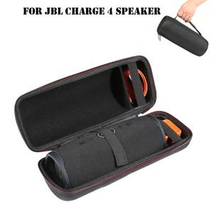 JBL Şarj 4 Hoparlör Seyahat EVA Taşıma Çantası Omuz Çantası Siyah Taşınabilir Çanta İçin