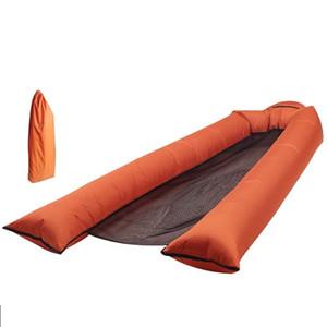 Bunte Sommer schwimmenden Bett Wasser Hängematte aufblasbare schwimmende Betten Strand Schwimmbad Lounge Float Bett Stuhl für Kinder Erwachsene