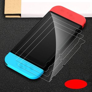 Full Cover Other Accessories Game Accessories 9H Tempered Glass Screen Protector Guard Film for Nintendos Switch Full Cover 9H Tempered Glas