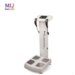 2019 venta caliente analizador de grasa corporal Multi función de medición de peso analizador de la salud compuesto para salón de belleza