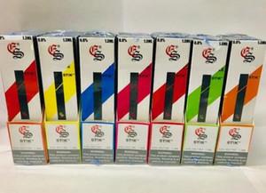 Stik monouso Pod Kit 280mAh Stick batteria 13 colori Eon St! K Penna Vape portatile compatibile con 1,5 ml Pods cartuccia Puff Bar