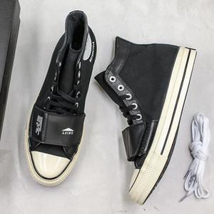 X quartier Conver Taylor années 70 Chaussures de toile Chuck couple Joint Chaussures Femmes Casual Chaussures de sport Chaussures C04