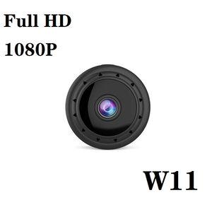 HD Mini wifi IP-Kamera W11 HD 1080p IR-Nachtsicht Mini-DV-Wireless-Netzwerk Sicherheit zu Hause Überwachungskamera Stützbewegungsabfragung