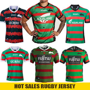 2020 New South Sydney Rabbitohs casa ANZAC il rugby Jersey 2020 NRL Rugby League maglie in Australia maillot de rugby, Sise: S-5XL