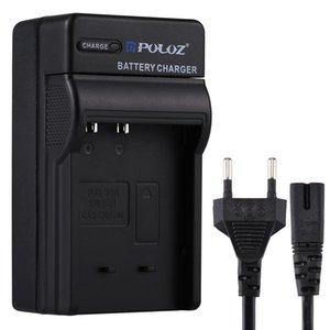 PULUZ UE Plug Chargeur De Batterie Avec Câble Pour Casio CNP120 batterie