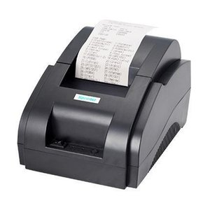 100% T8190622 Original alta velocidade USB 58 milímetros Thermal Receipt Pirnter Pos Printer Low Noise Mini Printer