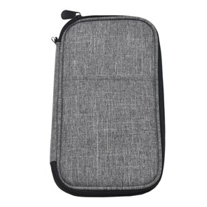Passport Holder, Document Organizer Bag, Family Travel Wallet, Travel Accessories Storage Organizer for Man and Woman