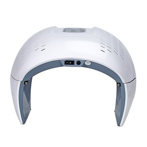 Vente chaude 4 couleurs Rouge / Bleu / Violet / IR PDT LED photodynamique LED Masque Soin de la peau du visage Rajeunissement Photon Therapy Machine