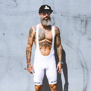 Racing Cycling Bibs Shorts Mountain Bike Breathable Men's Bike Gel Pad Tights Triathlon Man Pro Lycra Bicycle Pants UnderWear