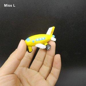 Regalo per bambini Mini Airplane Models in legno Giocattoli per bambini