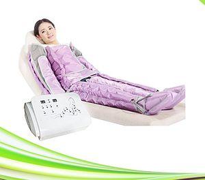 портативный спа-прессотерапия лимфодренажный костюм прессотерапия аппарат прессотерапия для похудения пессо-терапия