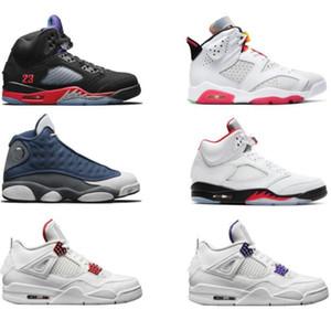 5 5s Top 3 Corte púrpura 4S 6 6S Hare 11 bajo gimnasio Concord Bred Blanco Rojo 11s zapatos de baloncesto zapatillas de deporte con la caja