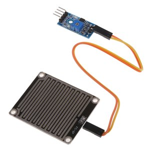 Raindrops Detection Sensor Modue Rain Weather Module Humidity For Arduino