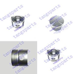 V1702 piston & Pin & Clips for KUBOTA engine fit BOBCAT CLART 743 SKID STEER LOADERS V1702BA Diesel engine parts
