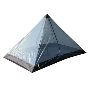 NEW ARRIVAL-Ultralight Pyramid Net Summer Mesh Tent 1-2 Person Outdoor Camping Tent Repellent Net Beach Mesh Tents