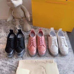 2020 nuova marca di modo i pattini di modo delle donne del progettista di lusso degli uomini classici bianchi a basso top scarpe casual scarpe Flat Top