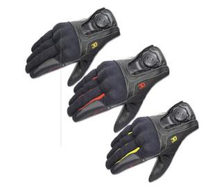 Moto gros pour KOMINE GK164 Gants écran tactile Cycling Racing 3D Protect Gants Mesh