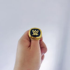 2019 wholesale 2015 Wrestling Belt Hall of Fame Championship Ring Souvenir Men Fan Gift Drop Shipping