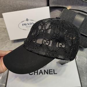 cappello da sole 2021 Nuovo cappello di lusso della moda della benna berretto da baseball di alta qualità di viaggio classico per gli uomini e le donne A15