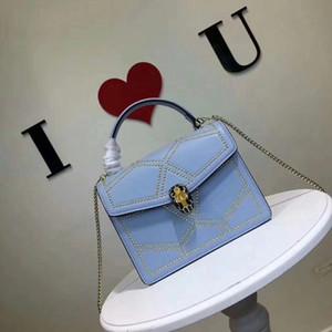Brand new high quality brand women's leather luxury wallet diagonal straddle bag senior designer luxury Shoulder Bag Handbag
