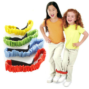 Sports Elastic Children Kids Outdoor Oxford Cloth Training Comfortable Wear Resistant Kindergarten Athletics Foot Rope