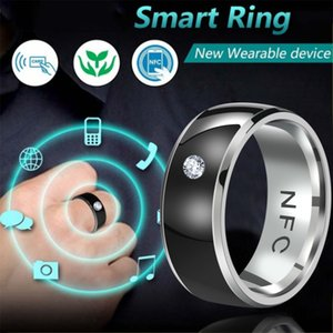 1PC NFC Smart Finger Ring Intelligent Wear Connect Android Phone Equipment Rings Fashion Multifunctional Finger Ring