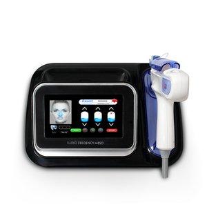 Vente chaude RF Portable sans aiguille Mesotherapy Gun Meso Device Élimination des rides Injection d'eau Rajeunissement de la peau Salon Beauté Machine