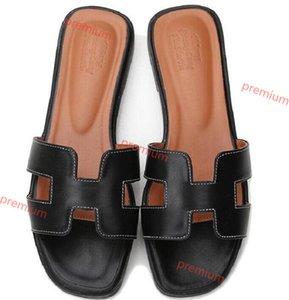 Hermes Hococal 2020 chinelos Atacado cortar verão marca sandálias de praia designer de moda feminina escorregas chinelos ao ar livre deslizamento interior de flip flops