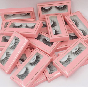 happy_mei:Free Shipping ePacket 3D Mink Eyelashes Mink False lashes Soft Natural Thick Fake Eyelashes Extension Beauty Tools 16 styles