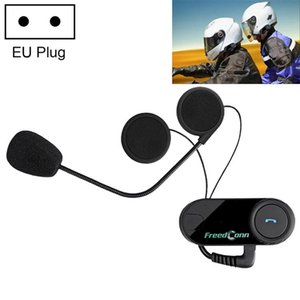 T-COM VB 800m Bluetooth Motorcycle Helmet Intercom Interphone Headset with FM Radio