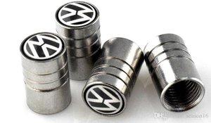 Auto Car Wheel Tire Valves Tyre Stem Air Caps Cover case For Volkswagen vw polo passat b5 b6 Car Styling