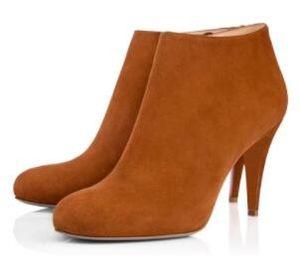 moda inverno botas de senhora vermelho fundo Belle botas de grife vermelho Mulheres Sole botas de salto alto transporte livre
