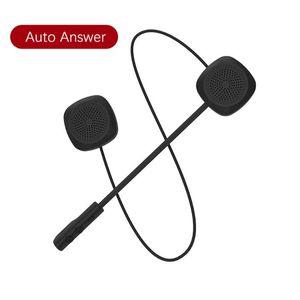 1 PC-MH04 Bluetooth 5.0 Motorrad-Sturzhelm-Kopfhörer Wireless-Roller-Lautsprecher Kopfhörer freihändiger Anruf Music Play