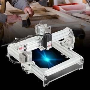 20 x 17cm 3000MW Laser Engraving Machine DIY Kit Carving InstrumentSoftware can directly import pictures, input text.